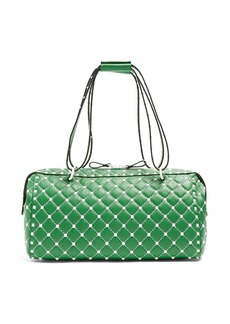 Valentino Free Rockstud Spike quilted-leather bag
