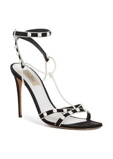 Valentino Free Rockstud T-Strap Sandal (Women)