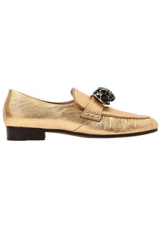 Valentino Garavani 20mm Panther Loafers