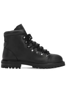 Valentino Garavani 30mm Leather Boots