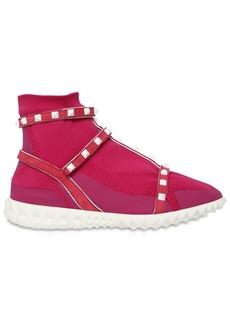 Valentino Garavani 30mm Rockstud Sneaker