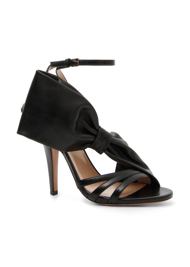 269444dd6e98 Valentino VALENTINO GARAVANI Asymmetric Bow Sandal (Women)