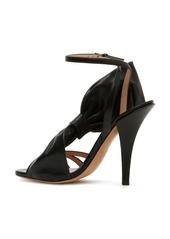 Valentino Women's Asymmetric Bow Sandal E3Ekj