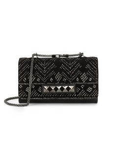 Valentino Garavani Beaded Shoulder Bag