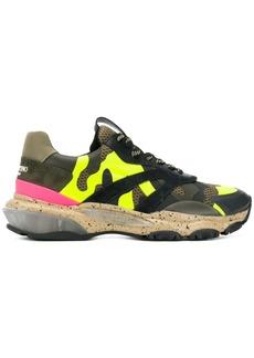 Valentino Garavani Bounce camouflage sneakers