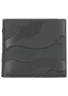 Valentino Garavani camouflage wallet