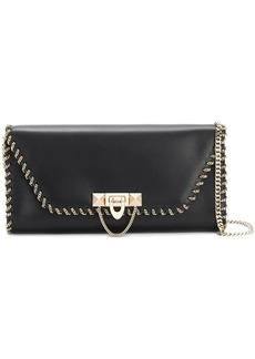 Valentino Garavani chain clutch bag
