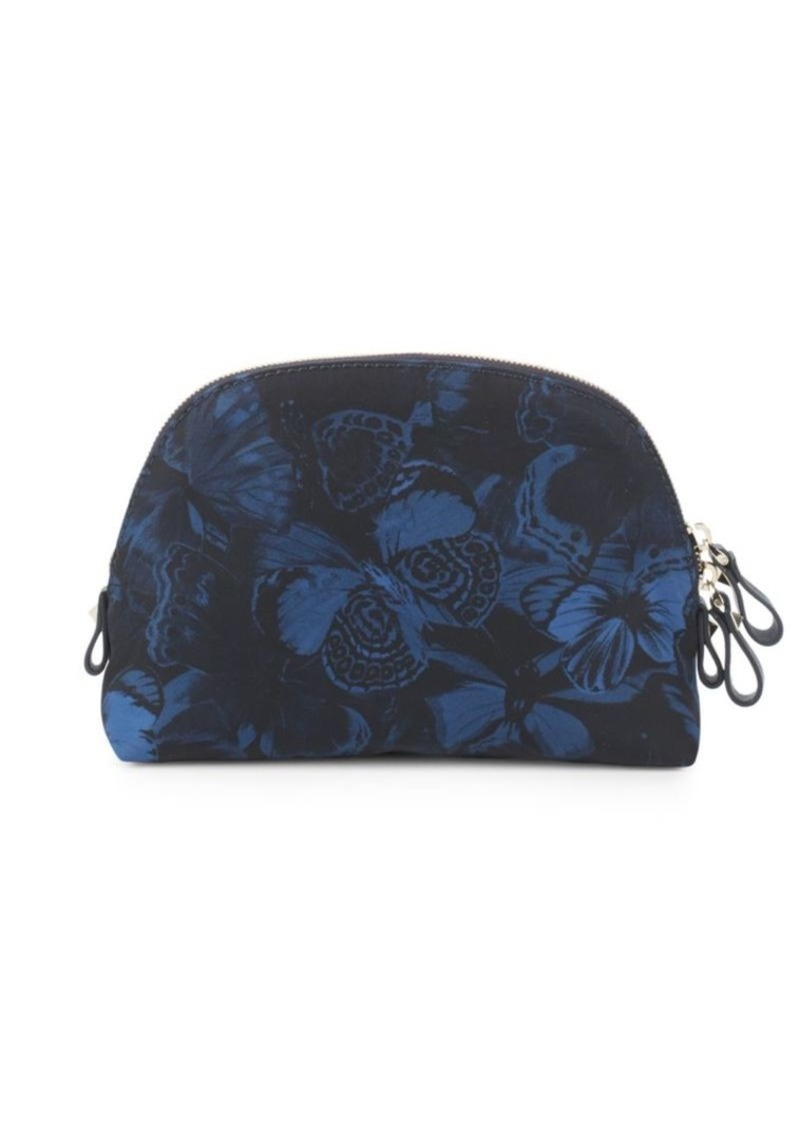 Valentino Floral Printed Pouch