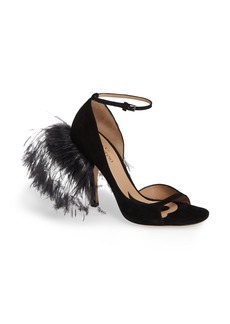 VALENTINO GARAVANI Flow Feather Sandal (Women)