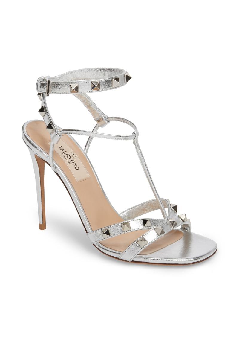 70ce01a94f Valentino VALENTINO GARAVANI Free Rockstud Sandal (Women)