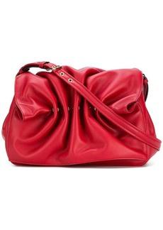 Valentino Garavani gathered-effect shoulder bag
