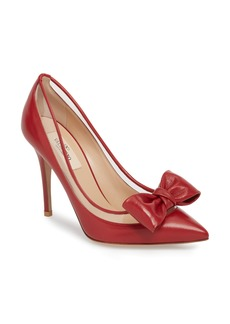 VALENTINO GARAVANI Glassglow Pointy Toe Pump (Women)