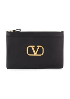 Valentino Garavani VLogo clutch