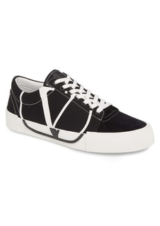 VALENTINO GARAVANI Go Logo Low Top Sneaker (Men)