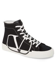 VALENTINO GARAVANI Go Logo Sneaker (Men)