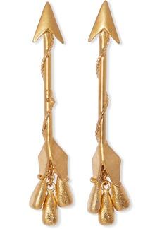 Valentino Garavani Gold-tone Earrings