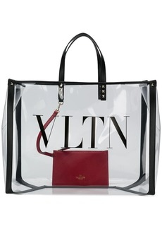 Valentino Grand Plage large tote bag