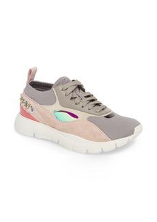 VALENTINO GARAVANI Heroes Embellished Sneaker (Women)