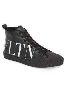 VALENTINO GARAVANI High Top Sneaker