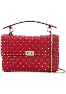 Valentino Garavani Large Rockstud Shoulder Bag