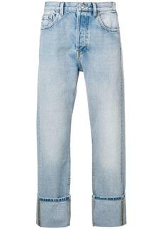 Valentino Garavani loose fit jeans
