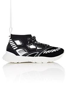 Valentino Garavani Men's Heroes Reflex Knit Sneakers