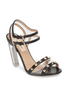 VALENTINO GARAVANI Moonwalk Rockstud Sandal (Women)