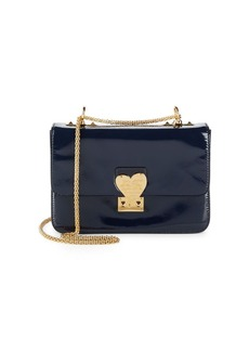 Valentino Garavani Patent Leather Shoulder Bag