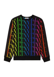 Valentino Garavani Printed Sweatshirt