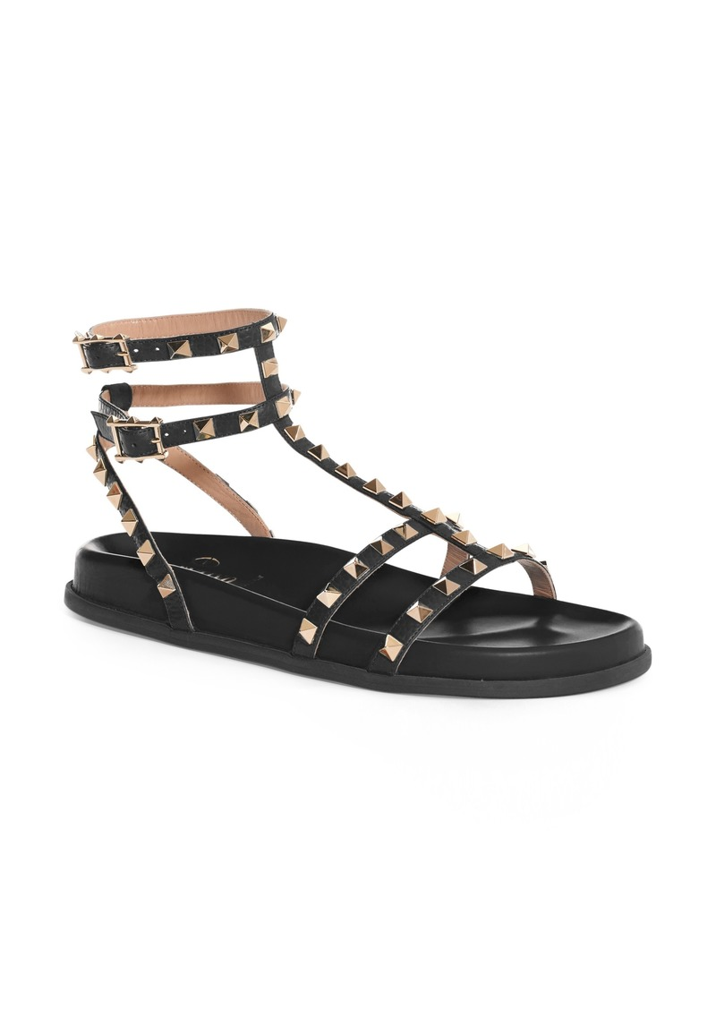Valentino Women's Rockstud Flatform Sandal mQNax
