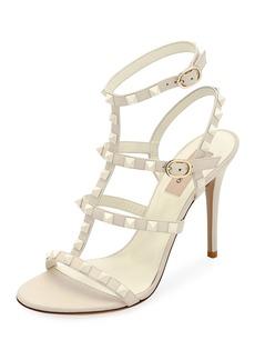 Valentino Garavani Rockstud High Strappy Sandals