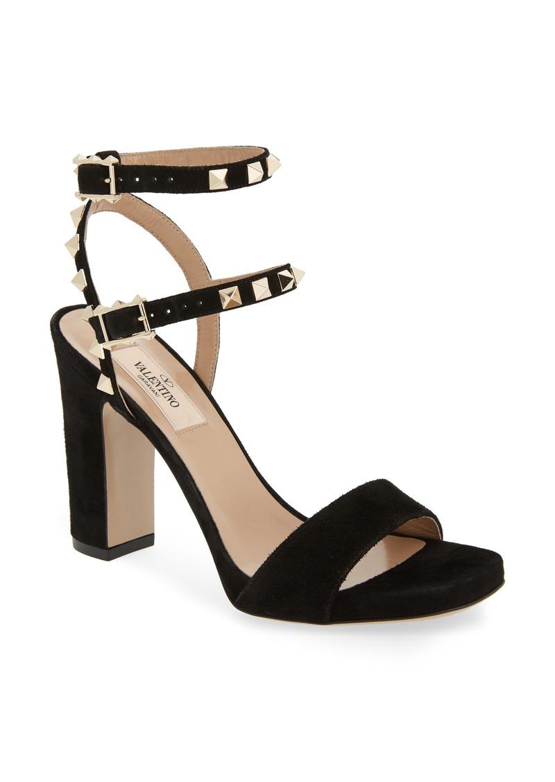 a2b34236723 Valentino VALENTINO GARAVANI Rockstud Sandal (Women) (Nordstrom ...