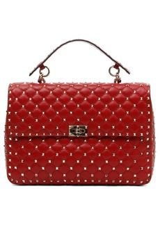 VALENTINO GARAVANI Rockstud Spike Maxi Shoulder Bag