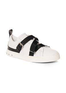 VALENTINO GARAVANI Rockstud Strappy Sneaker (Women)