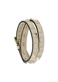 Valentino Garavani Rockstud wrap bracelet
