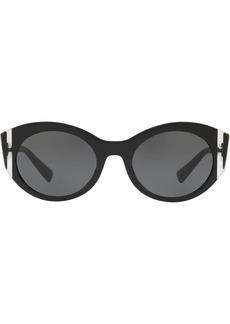 Valentino round-frame sunglasses