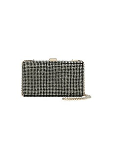 Valentino Garavani Secrets Studded Minaudiere with Chain
