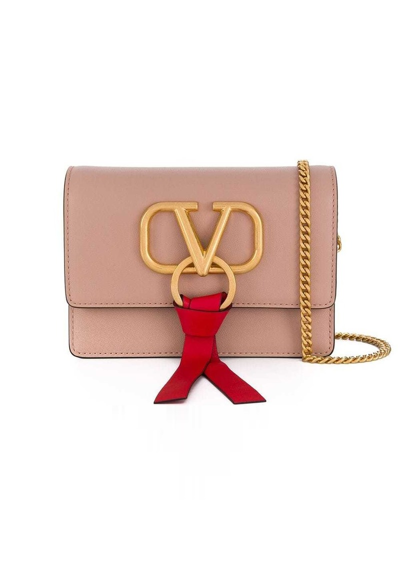 Valentino Garavani small VRING cross-body bag