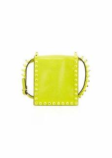 Valentino Garavani Studded Lizard-Embossed Mini Bag