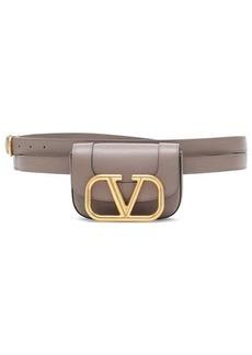 Valentino Garavani Supervee leather belt bag