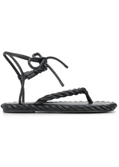 Valentino The Rope flat sandals