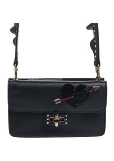 VALENTINO GARAVANI Very V Mini Leather Shoulder Bag