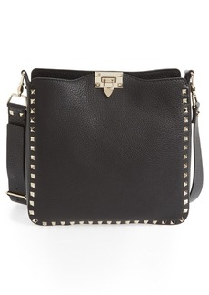 Valentino Garavani Rockstud Leather Hobo