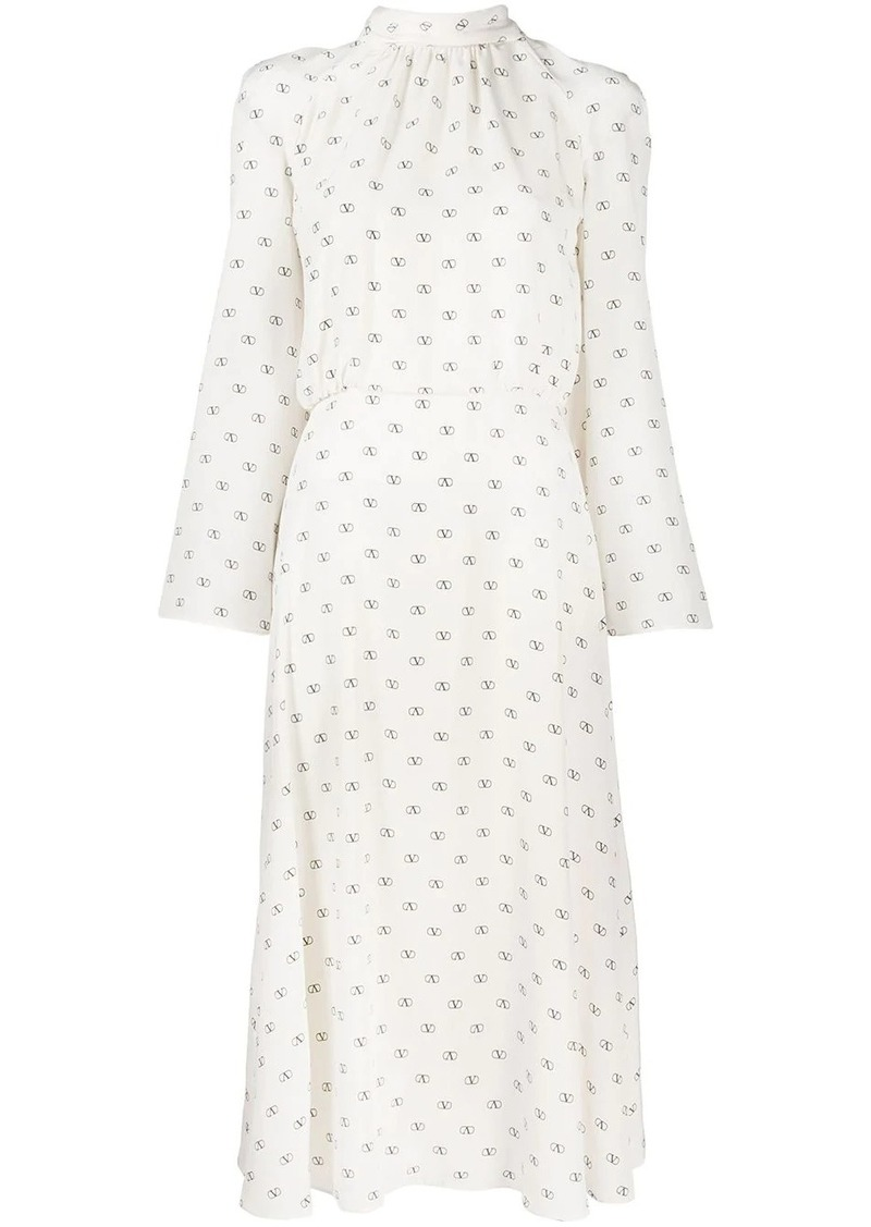 Valentino Garavani Vlogo dress