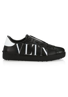 Valentino Garavani VLTN Rockstud Logo Sneakers