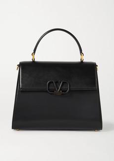 Valentino Garavani Vsling Medium Leather Shoulder Bag