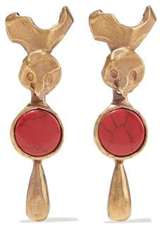 Valentino Garavani Woman Earrings Red
