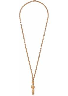Valentino Garavani Woman Gold-tone Necklace Gold