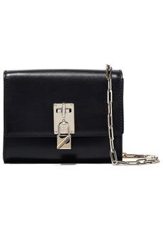 Valentino Garavani Woman Leather Shoulder Bag Black