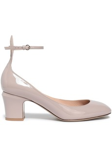 Valentino Garavani Woman Patent-leather Pumps Neutral